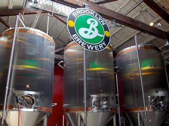 Fermentación de cerveza en Brooklyn