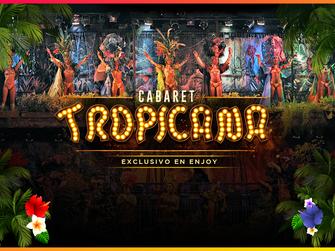 Espectáculo Cabaret Tropicana con cena y  recogida desde hoteles en Habana