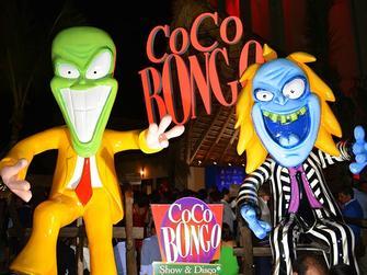 Salida nocturna a Coco Bongo, Entrada y traslado desde Punta Cana