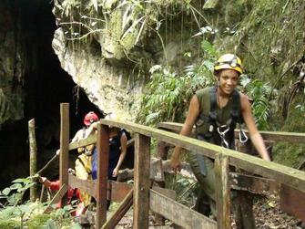 Cuevas Fun Fun, incluye almuerzo, cabalgata y transporte desde Bayahibe
