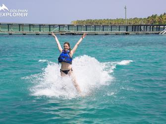 Dolphin Excellence (Nadar con delfines) + transporte desde Punta Cana