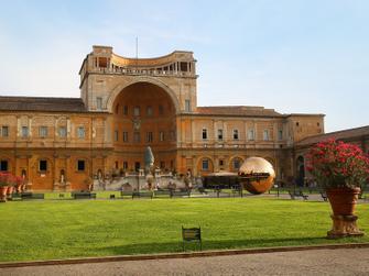 Visita con transporte a los Museos del Vaticano, Capilla Sixtina y la basilica de San Pedro