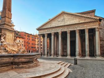 Descubriendo Roma, tour a pie con recogida desde hoteles