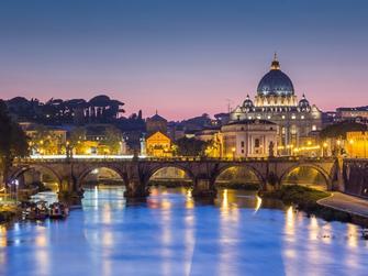 Visita exclusiva al Vaticano incluyendo cena
