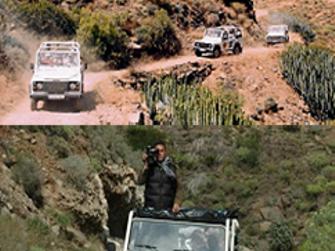 Jeep Tour (Zig-Zag)