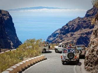 Jeep Safari en Tenerife: Ruta Volcán Teide (medio día)