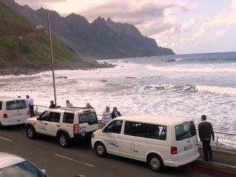 Excursión VIP - Vuelta a Tenerife (desde el Sur)