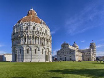 Excursión a Pisa a través de la campiña toscana