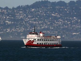 Crucero por la Bahía del Golden Gate