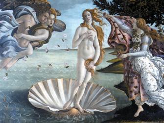 Visita a la Accademia y a la galeria Uffizi con audioguía