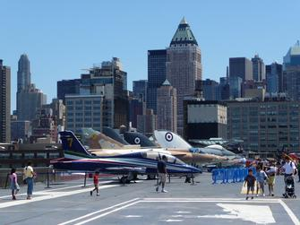 Visita al museo Intrepid Sea, Air and Space en New York