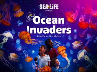 London Sea Life  (Entrada con prioridad - Sin colas)