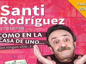Como en la casa de uno - Santi Rodríguez