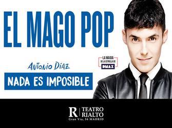 Mago Pop - Nada es imposible