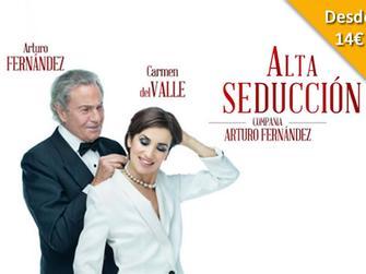 Alta Seducción - Arturo Fernández