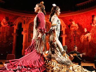 Gran Gala Flamenco en el Teatro Poliorama