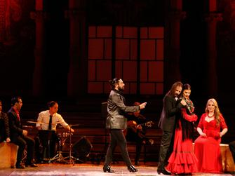 Ópera y Flamenco en el Teatro Poliorama