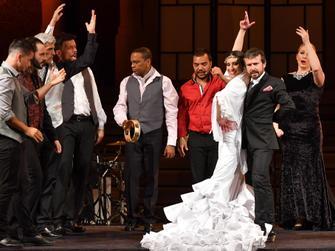 Ópera y Flamenco en el Palau de la Música Catalana