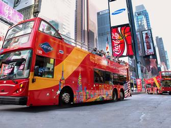Hop-On Hop-Off - Bus