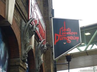 The London Dungeons (Entrada)