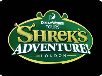 Shrek's Adventure (Entrada)