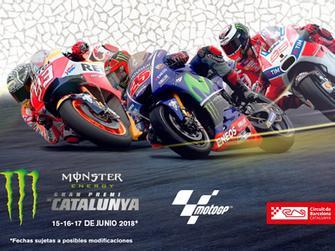 Gran Premio Monster Energy de Catalunya de MotoGP 2018