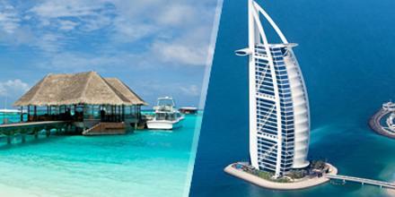 Emiratos e Islas del Índico