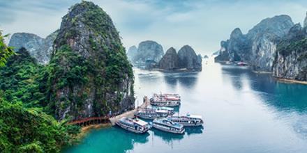 Vietnam y Tailandia