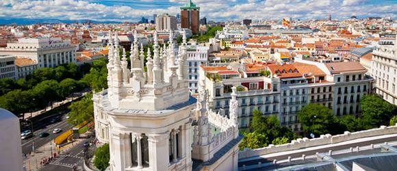 Hoteles en Madrid