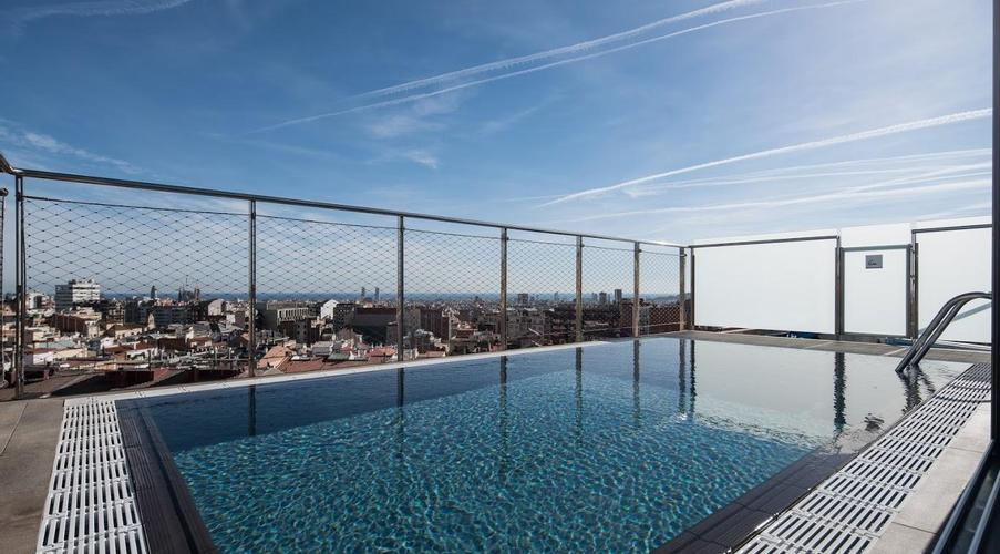 Catalonia Park Putxet Hotel Barcelona From 163 26 Logitravel