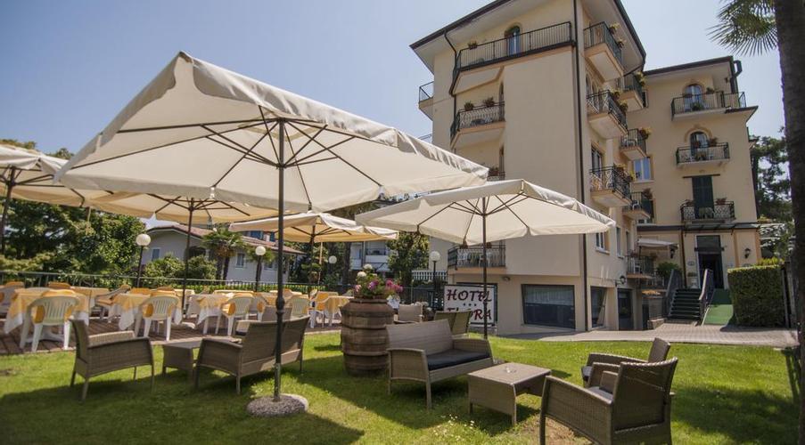 5 STRESA - FLORA HOTEL IN MEZZA PENSIONE