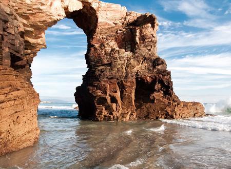 ribadesella a playa de las catedrales